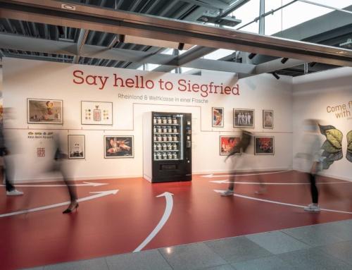 Siegfried x Köln Bonn Airport